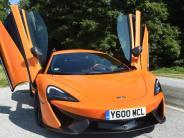 Test: McLaren 570S: Rennsport-Technik für die Straße