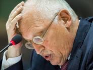 Abgas-Skandal: Ex-Kommissar Verheugen zu VW-Skandal: EU-Vorschriften waren eindeutig