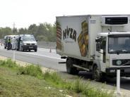 Prozess: 71 tote Flüchtlinge im Kühllaster: War das Drama vermeidbar?