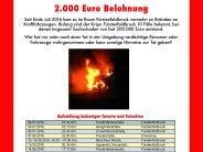 Fürstenfeldbruck: Der elfte Autobrand: Brandstifter fackelt Luxus-SUV ab