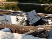 Leichte Sprache: Es ist ein schlimmes Schiff-Unglück in Bayern passiert