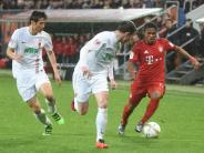 DFB-Pokal: FCA gegen FCB: Warum das Derby weniger Fans ins Stadion lockt