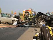 Leipheim: Ein Toter, viele Verletzte: Zwei schwere Unfälle kurz nacheinander