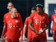 FC Bayern: Boateng kehrt in die Startelf zurück