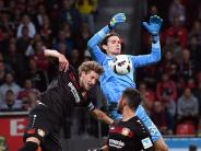 FC Augsburg: Marwin Hitz, der Punktedieb aus Augsburg