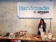 Amazon: Neues Geschäft: Amazon setzt in Deutschland auf Handgemachtes