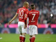 FC Bayern: Robbéry sind zurück