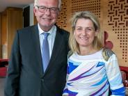 CSU-Fraktionschef: Thomas Kreuzer und CSU-Abgeordnete Mechthilde Wittmann sind ein Paar