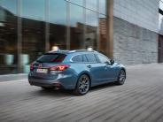 Test: Der neue Mazda6: Feinschliff statt Facelift