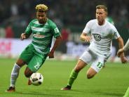 Bundesliga: Werder Bremen dreht Spiel gegen Wolfsburg in letzten Minuten
