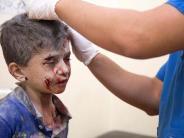 Hilferufe aus Syrien: Es sind die wohl schlimmsten Angriffe auf Aleppo seit Kriegsbeginn