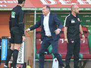 """FC Augsburg: """"Das ist bitter"""": FCA-Manager Stefan Reuter beklagt brutale Fouls"""