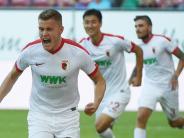 FC Augsburg: FCA-Einzelkritik: Ein Isländer ist der Matchwinner