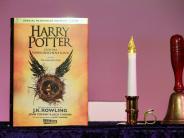 """""""The Cursed Child"""": Inhalt: Um was geht es im neuen Harry Potter-Buch?"""