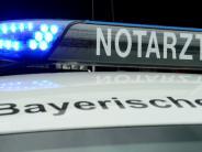 Donau-Ries: Abgase strömen in Wohnhaus: Drei Menschen vergiftet