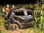 Cannstatter Wasen 2016: Zu acht im Polo endet mit zwei Toten - Ermittlungen gegen 18-Jährige
