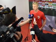 """FC Augsburg: Hinteregger: """"Lieber Abstieg mit Augsburg als Meister mit Leipzig"""""""