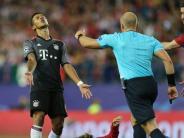 Champions League: Bayern wieder 0:1 gegen Atlético - Erste Niederlage für Ancelotti