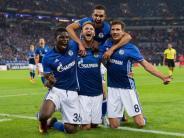 Europa League: Sieg gegen Salzburg: Schalke bewältigt seinen Bundesliga-Frust