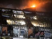 Bochum: Zwei Menschen sterben bei Großbrand in Krankenhaus in Bochum