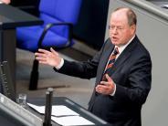Bundestag: Abschied von Steinbrück: Ein Schlauberger, der dazugelernt hat