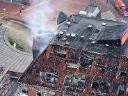 Bochum: Zwei Tote bei Feuer in Krankenhaus: Legte eine Patientin den Brand?
