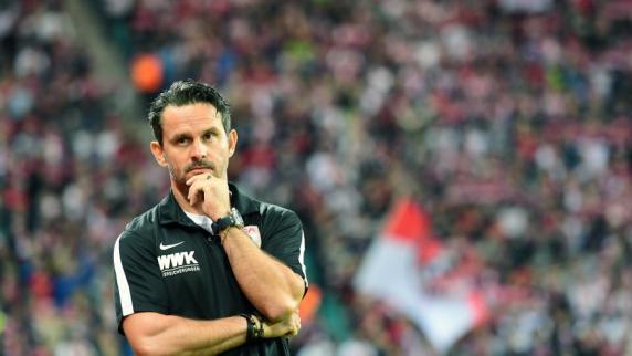 FC Augsburg: Alfred Finnbogason fehlt Schuster auch gegen die Bayern