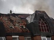 Bochum: Nach Klinik-Brand laufen Ermittlungen weiter - Personal wird befragt
