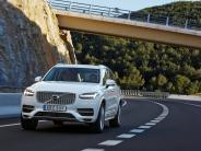 Test: Volvo XC90 T8 Twin Engine: Der Doppel-Whopper aus Schweden