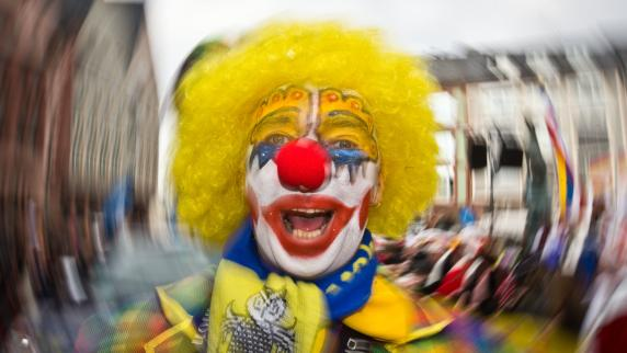 McDonalds reagiert auf Hysterie um Clowns