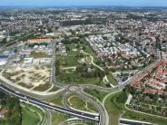 Augsburg: Die Stadt wächst jährlich um 50 Fußballfelder