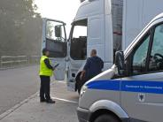 Verkehr: Lkw-Kontrollen: Immer mehr tricksen bei den Fahrtenschreibern