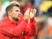 FC Augsburg: Für Daniel Baier war das Spiel gegen Köln ein Jubiläum