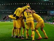 """Champions League: Dortmund feiert sich selbst: """"So dominant, so stark und effektiv"""""""