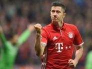 FC Bayern: Medien: Neue Verträge für Lewandowski, Robben und Ribery