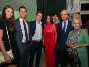 Modehaus Jung: FCA-Spieler zeigen sich in neuen Outfits bei Modenschau