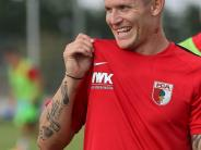 FC Augsburg: Freiburg ist sein Ex-Verein: Schmid freut sich auf die alte Heimat