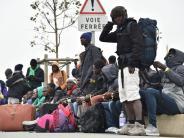 """Dschungel von Calais: Das triste Ende des """"Dschungels"""""""