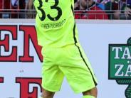 FC Augsburg: Sein Fehlschuss beschert Günther-Schmidt eine schlaflose Nacht