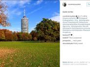 Instagram: Geteilte Freude: Schön, schöner, Augsburg im Herbst