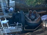 Australien: Vier Besucher eines Freizeitparks auf Wildwasserbahn tödlich verunglückt