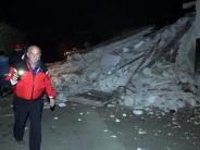 Italien: Schwere Erdbeben erschüttern Mittelitalien - ein Toter