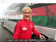 FC Augsburg: Matze Knop beim FCA: Manni der Busfahrer als Lukas der Lokomotivführer