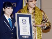 """Tokio: """"Pen Pineapple Apple Pen"""" - Japanischer Internethit im Guinness-Buch"""