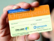 Organspenden: Bericht: Zahl der Organspender in Deutschland geht deutlich zurück