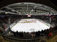 Augsburg: Das Curt-Frenzel-Stadion ist bereit für den Deutschland Cup