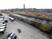 Augsburg: Fahrräder verstopfen die Unterführung am Hauptbahnhof - Lösung naht