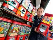 Günzburg: Niemand besitzt so viele Kaugummiautomaten wie Gerhard Jahn