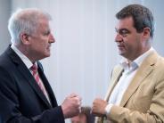 Stimmen Sie ab: Seehofer oder Söder: Wer ist besser als Ministerpräsident geeignet?
