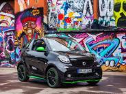 Neuvorstellung: Smart Electric Drive: Der neue grüne Held der Großstadt